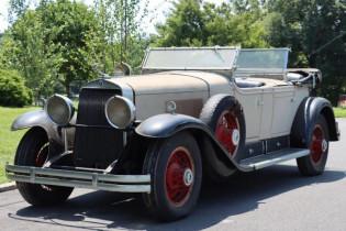 1929 Cadillac Dual-Cowl-Phaeton For Sale   Ad Id 2146365611