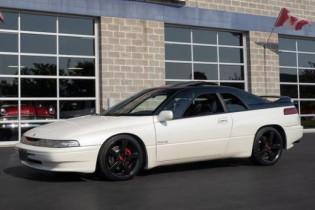 1992 Subaru SVX For Sale | Ad Id 2146366138