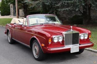 1995 Rolls-Royce Corniche-IV For Sale   Ad Id 2146366464
