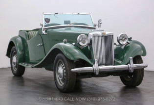 1952 MG TD For Sale   Ad Id 2146365451