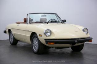 1978 Alfa-Romeo Spider-Veloce Sold   Ad Id 2146365526