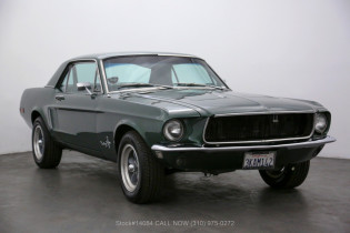 1968 Ford Mustang Sold   Ad Id 2146365558