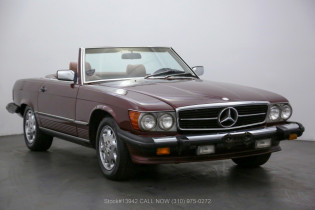 1986 Mercedes-Benz 560SL For Sale | Ad Id 2146365652