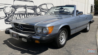 1982 Mercedes-Benz 380SL For Sale | Ad Id 2146366178
