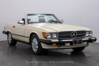 1986 Mercedes-Benz 560SL For Sale | Ad Id 2146366295