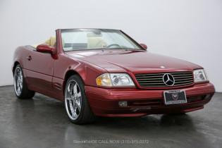 1999 Mercedes-Benz SL500 For Sale   Ad Id 2146366456