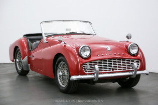 1959 Triumph TR3A For Sale   Ad Id 2146366487