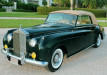 1962 Rolls-Royce Silver Cloud II HJ Mulliner DHC