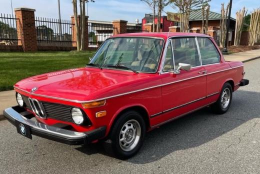 1976 BMW 2002 For Sale   Vintage Driving Machines