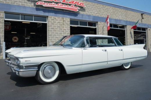 1960 Cadillac Series 62 For Sale | Vintage Driving Machines