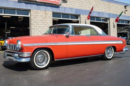 1955 Chrysler New Yorker For Sale   Vintage Driving Machines
