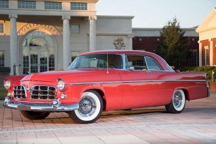 1956 Chrysler 300B For Sale   Vintage Driving Machines