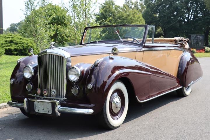 1952 Bentley Mark VI For Sale | Vintage Driving Machines