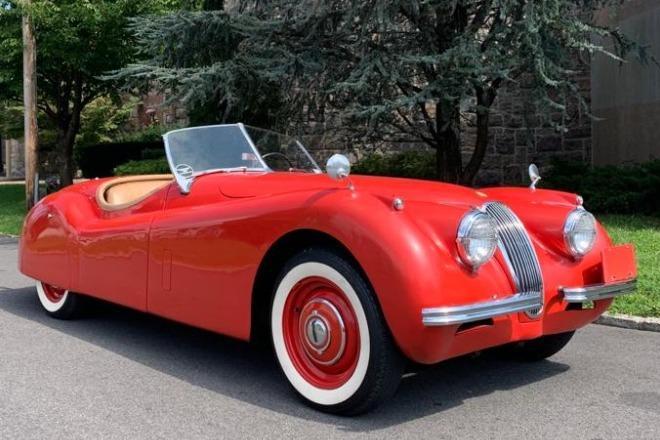 1954 Jaguar XK120 For Sale   Vintage Driving Machines