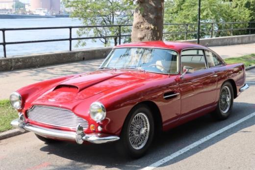 1959 Aston Martin DB4 For Sale   Vintage Driving Machines