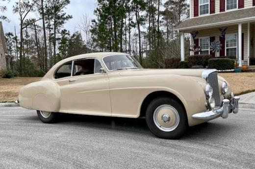 1952 Bentley R Type Continental For Sale | Vintage Driving Machines