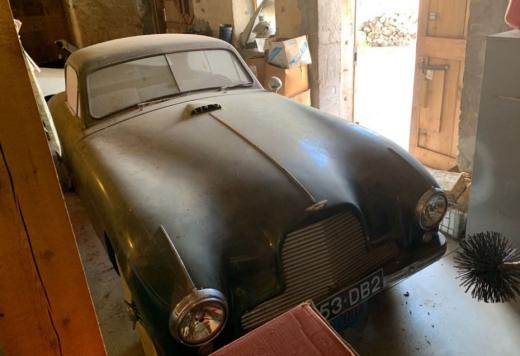 1953 Aston Martin DB2 For Sale   Vintage Driving Machines