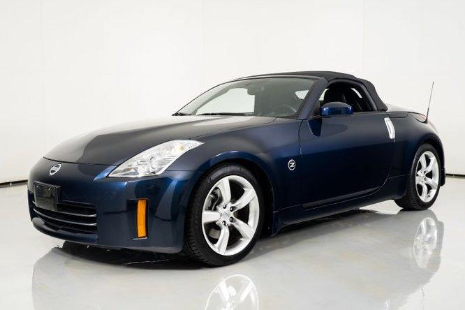 2008 Nissan 350Z For Sale   Vintage Driving Machines