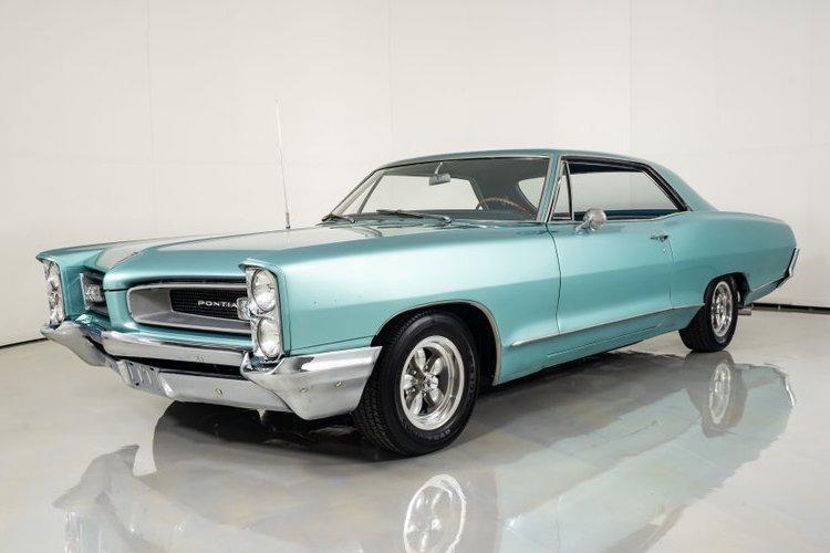 1966 Pontiac Parisienne For Sale   Vintage Driving Machines