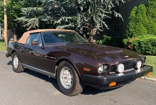 1982 Aston Martin V8 Volante For Sale   Vintage Driving Machines