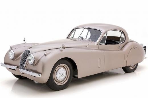 1953 Jaguar XK 120 For Sale   Vintage Driving Machines