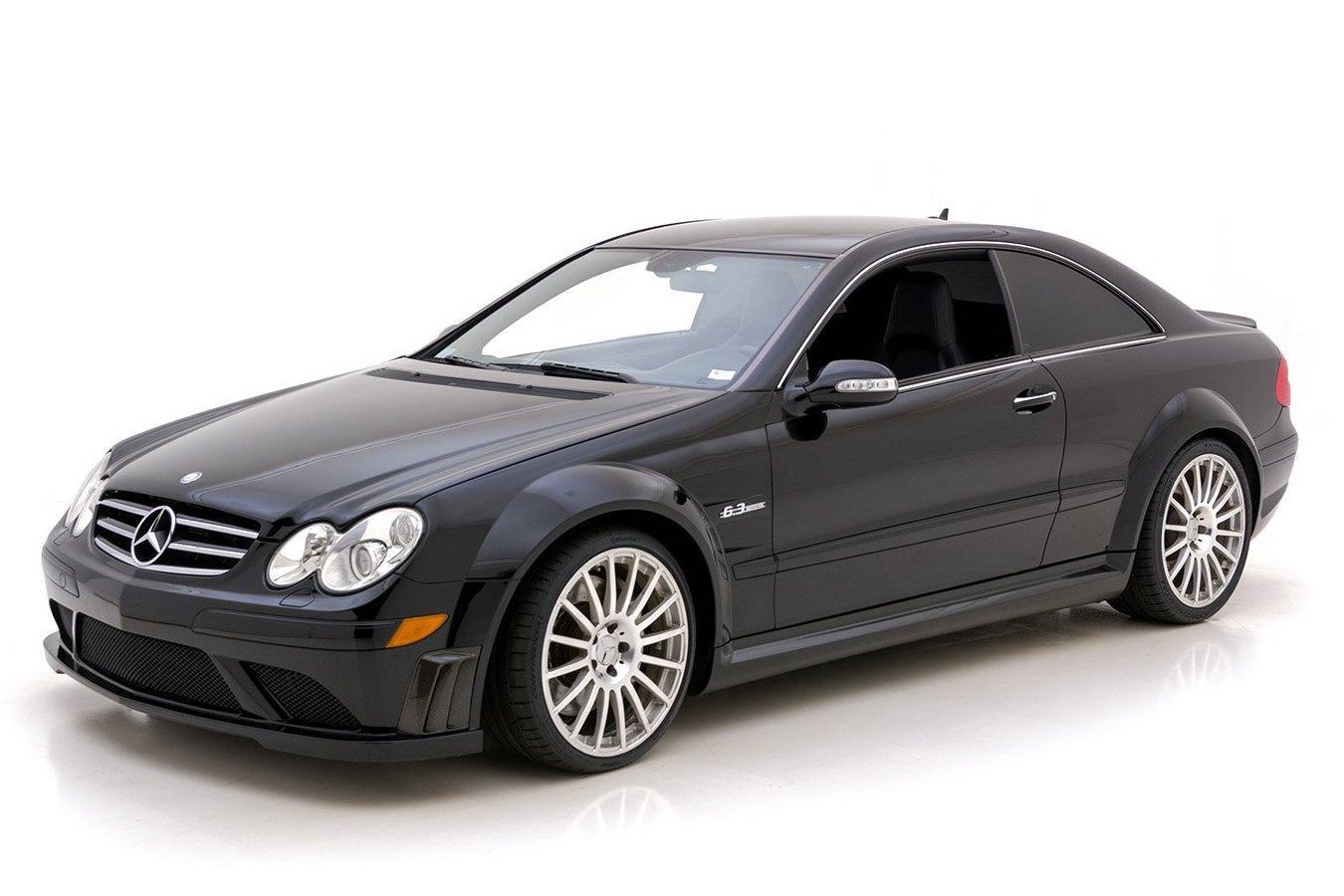 2008 Mercedes-Benz CLK 63 Black Series For Sale | Vintage Driving Machines
