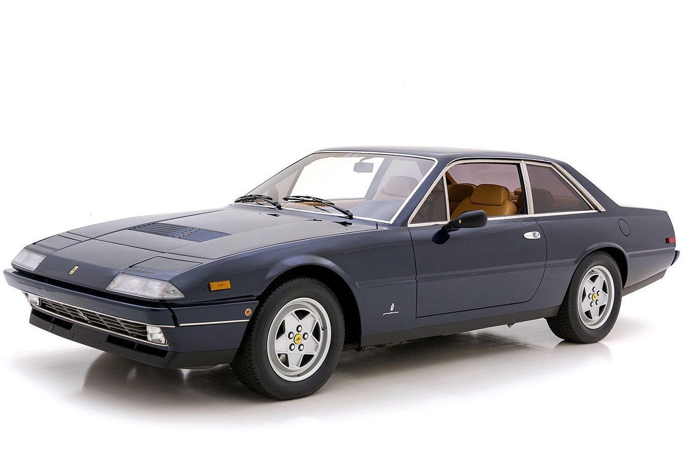 1987 Ferrari 412 For Sale | Vintage Driving Machines