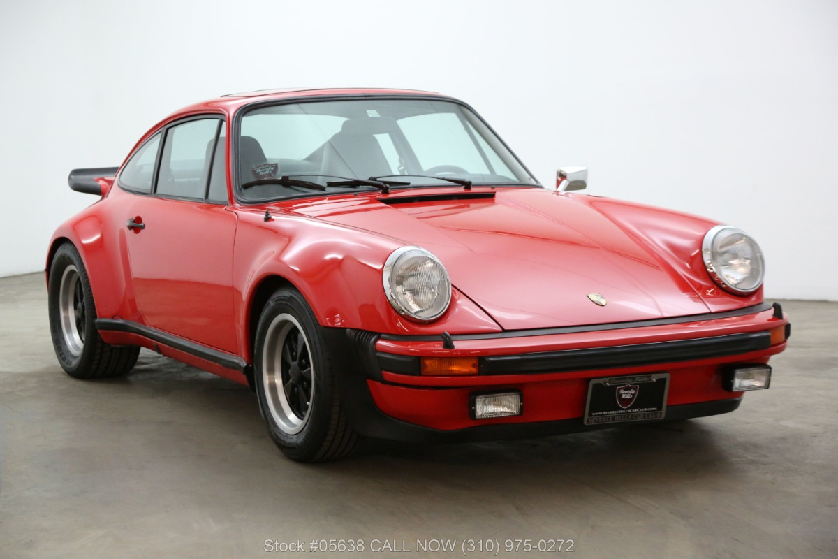 1975 Porsche 930 For Sale   Vintage Driving Machines
