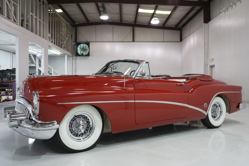 1953 Buick Skylark For Sale | Vintage Driving Machines