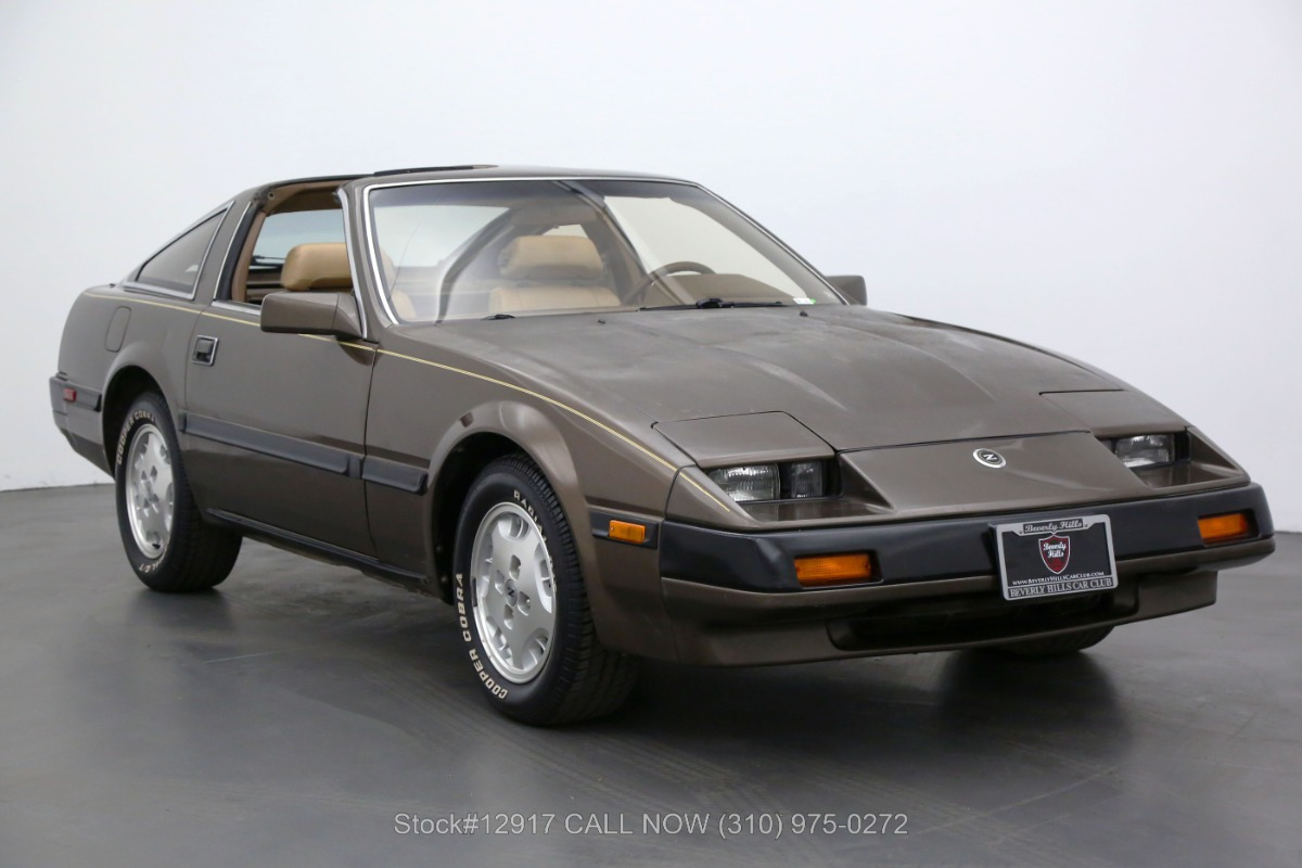 1985 Nissan 300ZX 5-Speed For Sale   Vintage Driving Machines