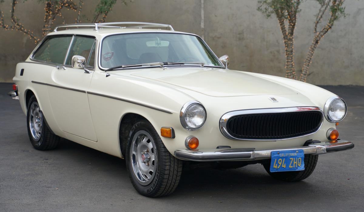 1973 Volvo 1800ES For Sale | Vintage Driving Machines