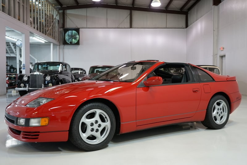 1990 Nissan 300ZX Turbo Coupe For Sale   Vintage Driving Machines