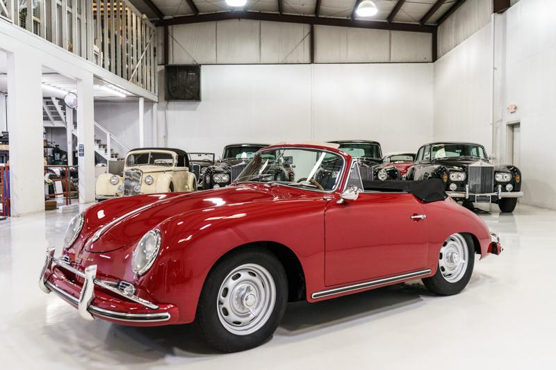 1958 Porsche 356A For Sale   Vintage Driving Machines