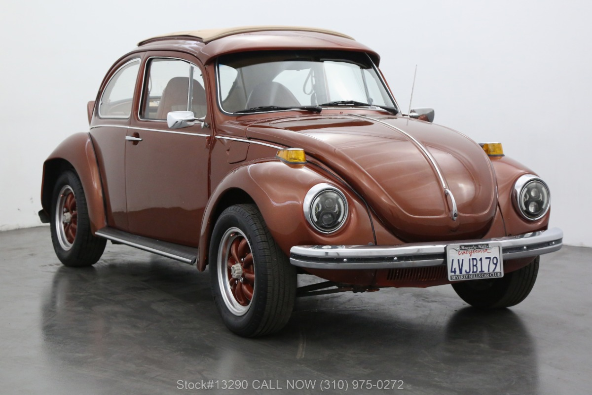 1973 Volkswagen Super Beetle For Sale   Vintage Driving Machines