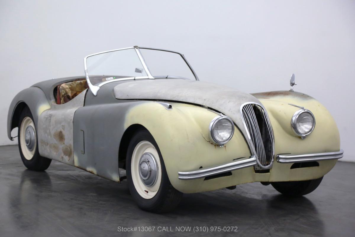 1952 Jaguar XK120 For Sale   Vintage Driving Machines