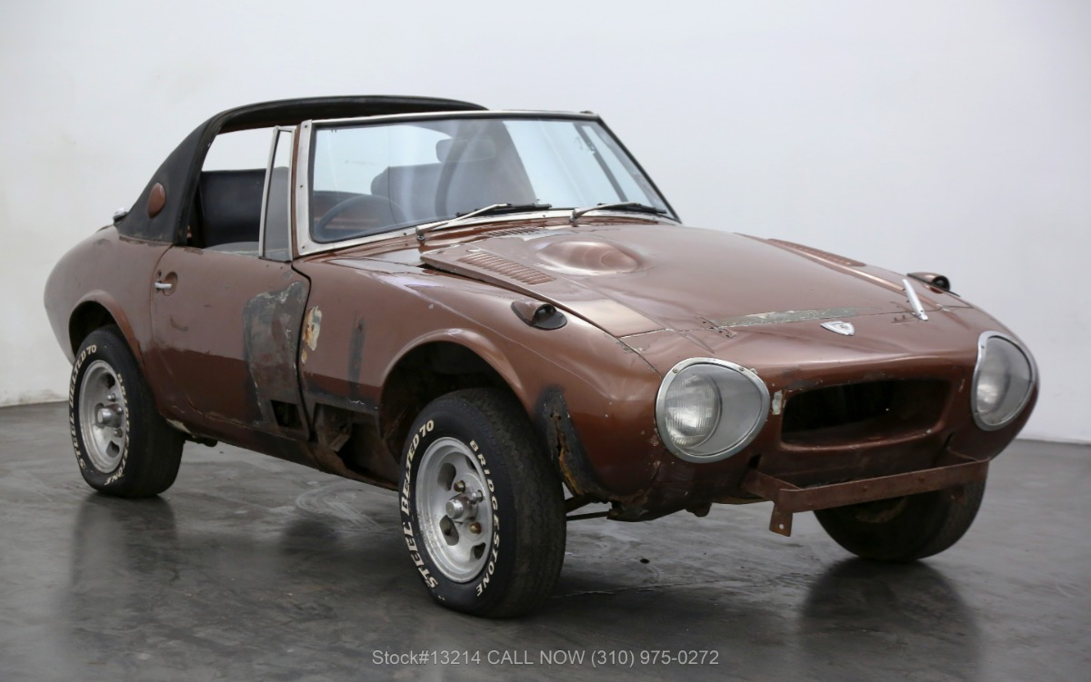 1966 Toyota S800 For Sale | Vintage Driving Machines