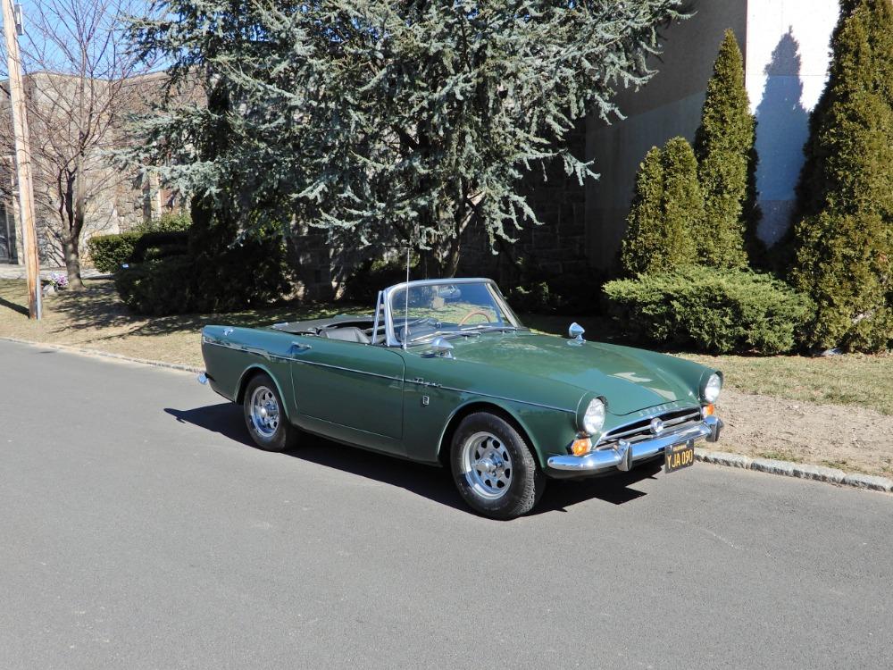 1965 Sunbeam Tiger For Sale | Vintage Driving Machines