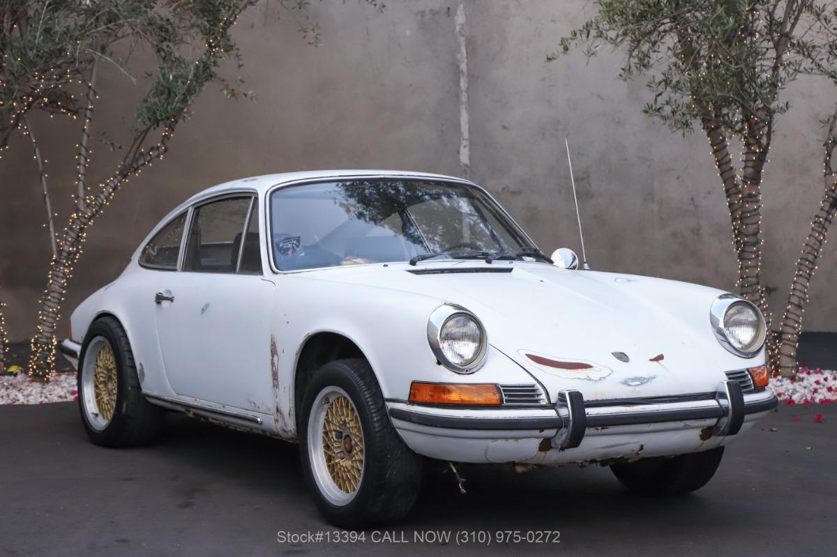 1969 Porsche 911T For Sale   Vintage Driving Machines