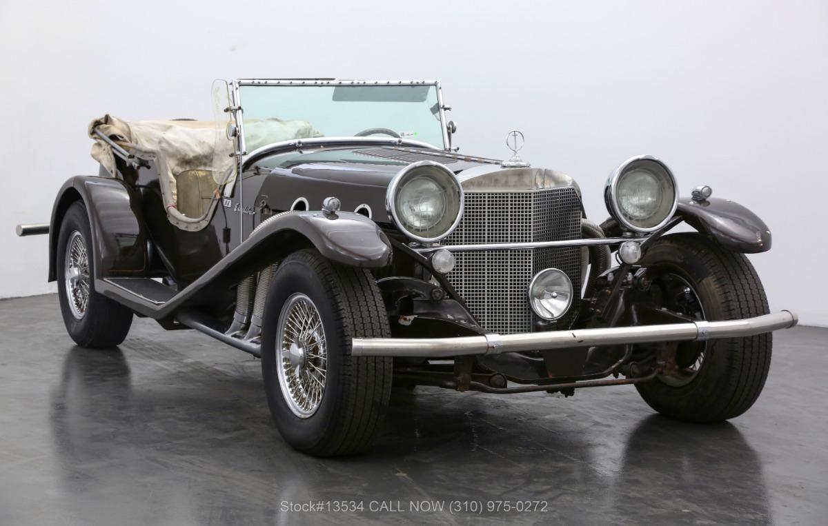 1967 Excalibur Phaeton SS Series I For Sale | Vintage Driving Machines