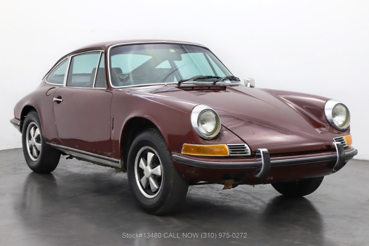1972 Porsche 911T For Sale   Vintage Driving Machines