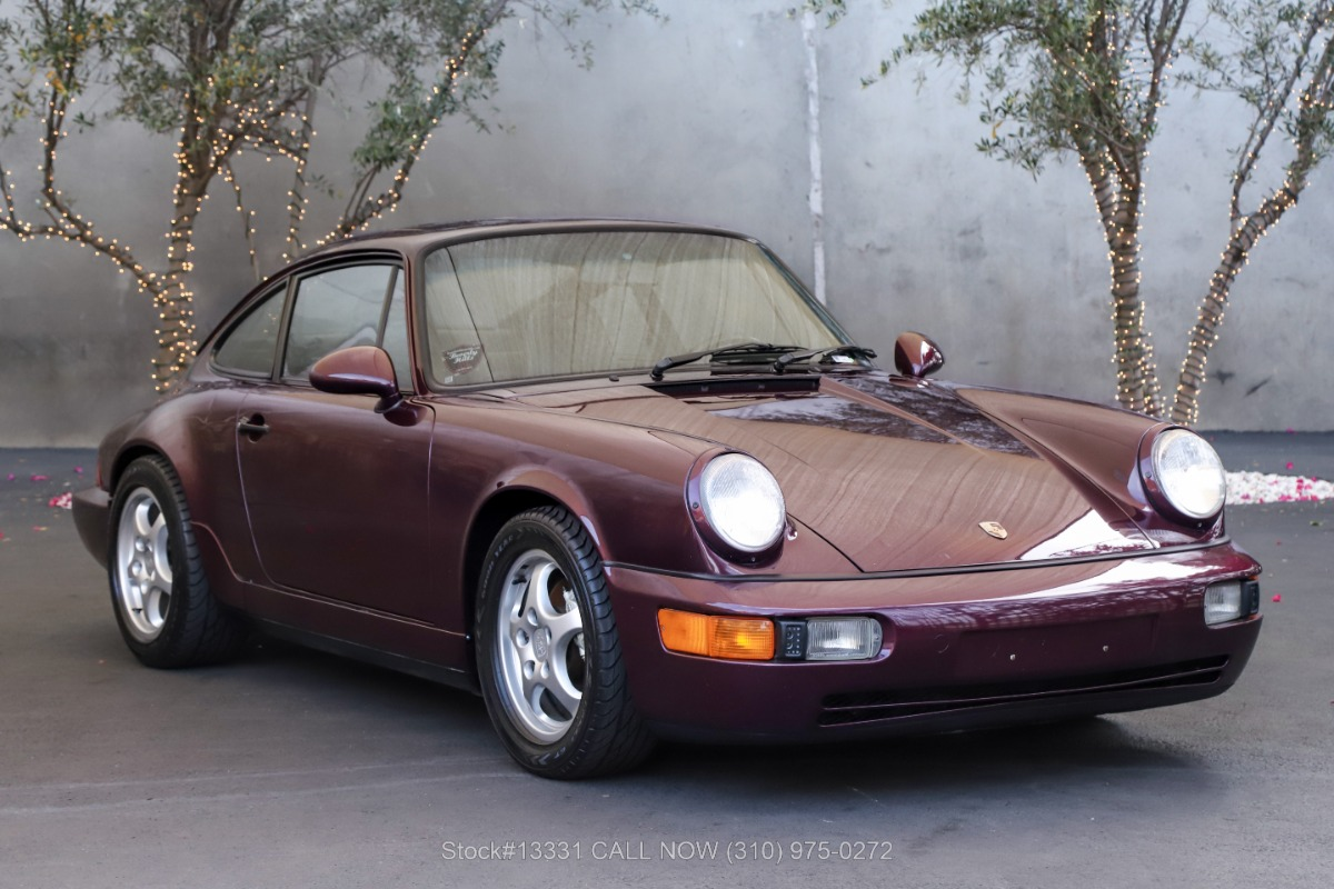 1992 Porsche 964 Carrera 4 For Sale   Vintage Driving Machines