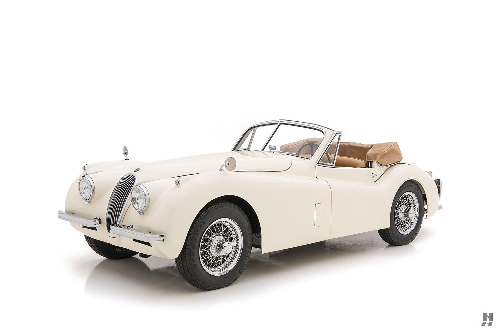 1953 Jaguar XK120 For Sale   Vintage Driving Machines