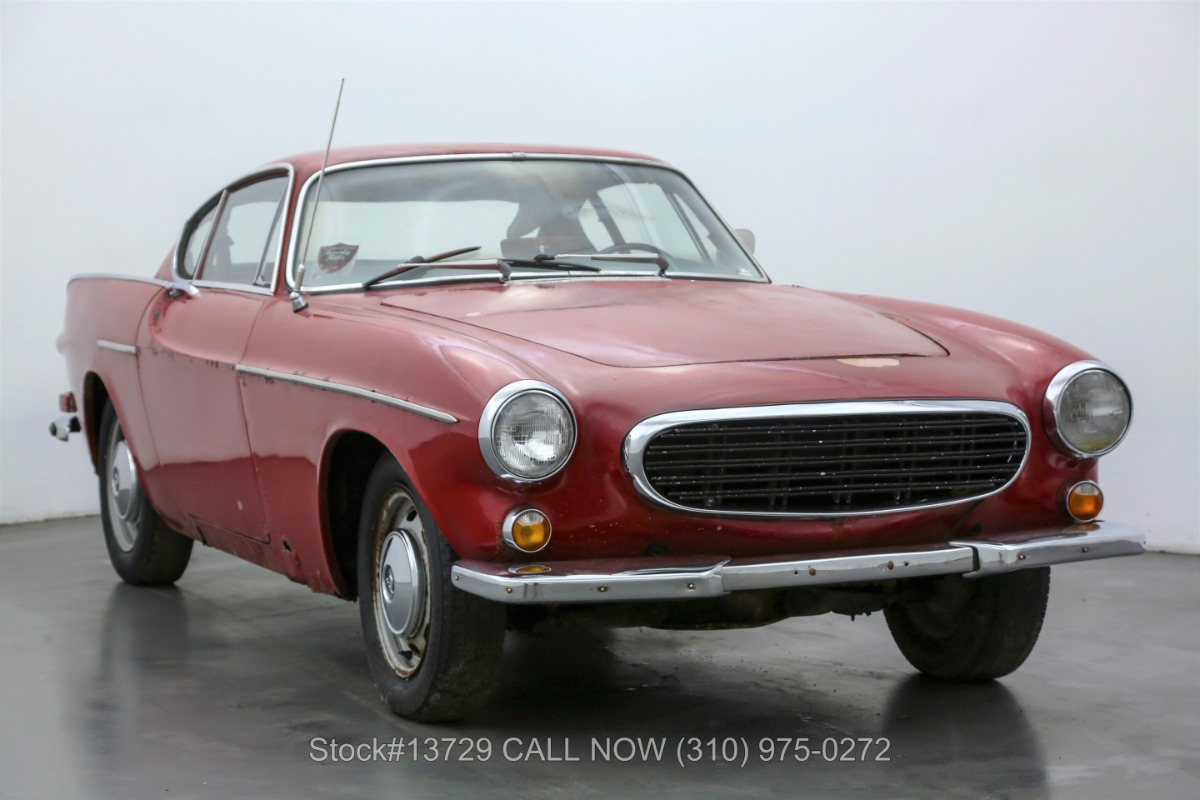1968 Volvo P1800S For Sale   Vintage Driving Machines