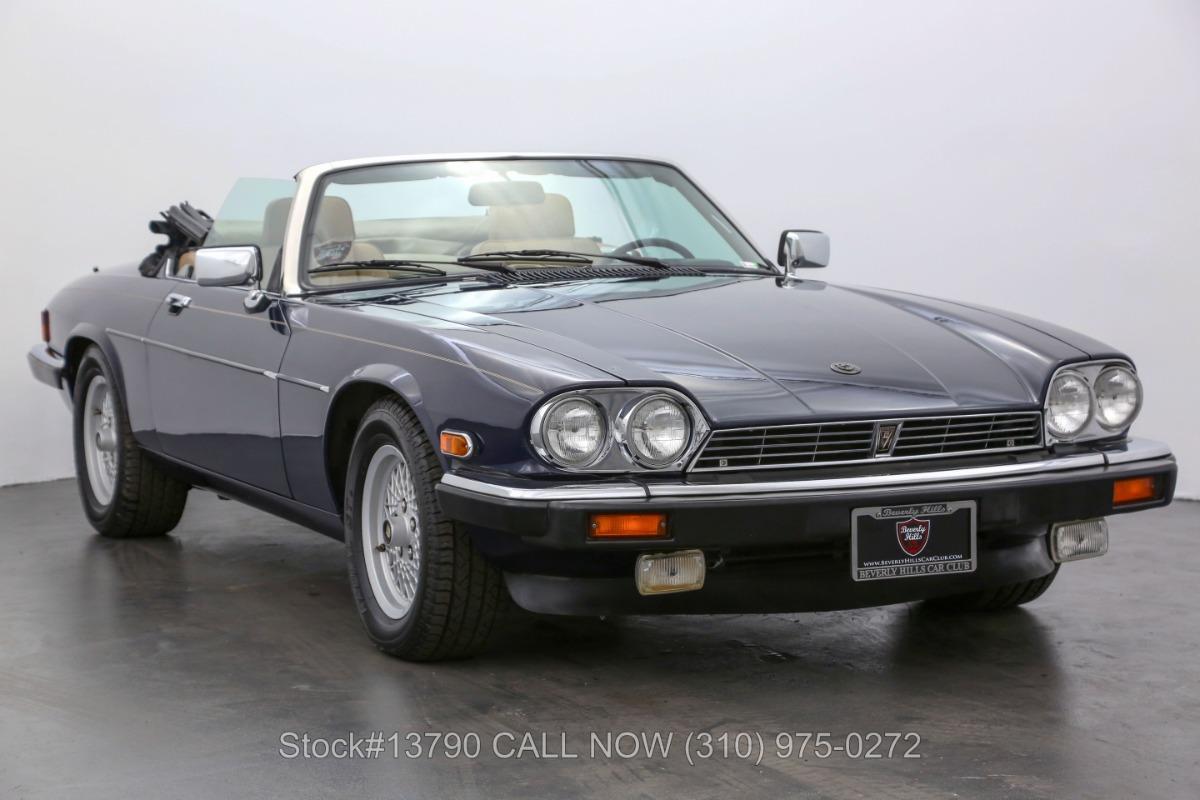 1989 Jaguar XJS V12 For Sale   Vintage Driving Machines