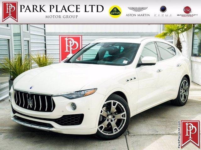 2017 Maserati Levante For Sale | Vintage Driving Machines
