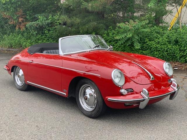 1962 Porsche 356B For Sale | Vintage Driving Machines
