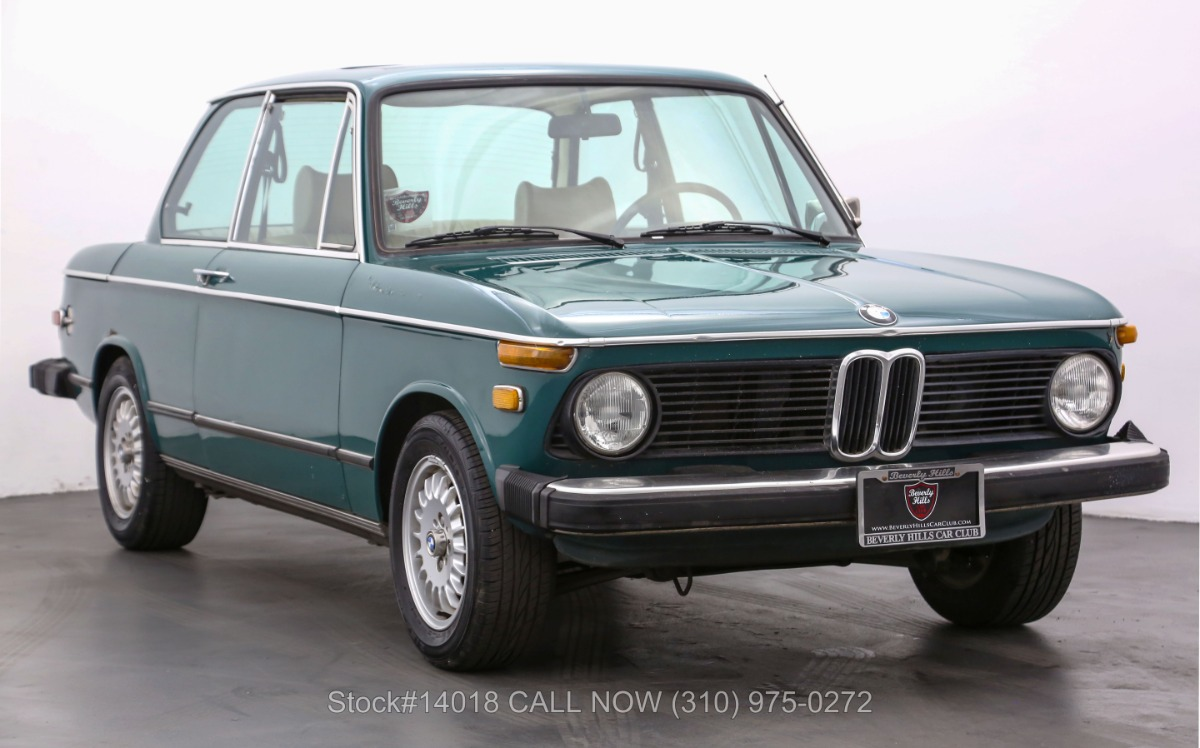 1974 BMW 2002 For Sale   Vintage Driving Machines