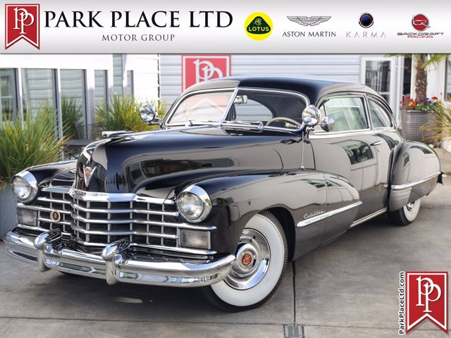 1947 Cadillac Series 62 For Sale | Vintage Driving Machines
