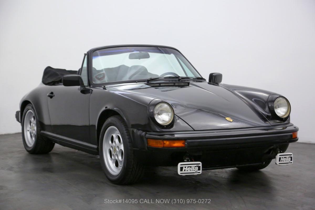 1983 Porsche 911SC For Sale | Vintage Driving Machines