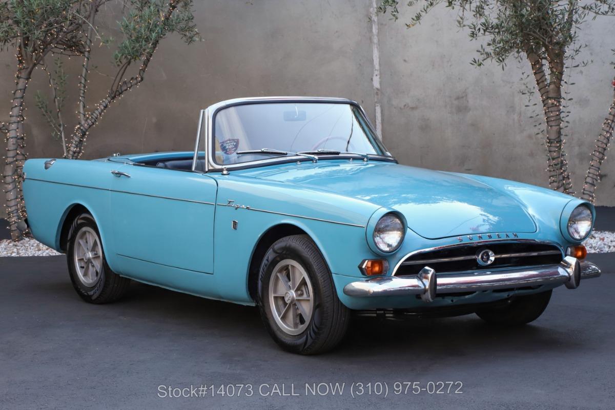 1966 Sunbeam Tiger For Sale | Vintage Driving Machines